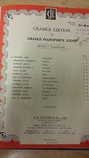 Cramer Edition Of Graded Piano Pieces: Grade 3: Music Score (K1)