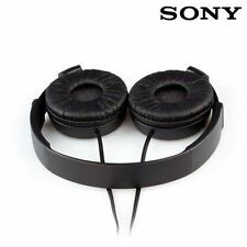 Sony MDR-ZX110 Over Head Foldable Stereo Headphones - Black