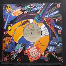 """Foster Sylvers & Hy-Tech Flavour (Extended Version) 12"""" Nmint- V-19229 Record"""