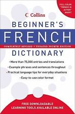 Collins Language: Collins Beginner's French Dictionary by HarperCollins...
