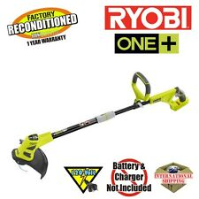 Ryobi P2200 One+ 18-Volt Hybrid Cordless/Corded String Trimmer ZRP2200 Recon