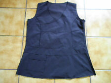 Ischiko, túnica/Top/entre parte/atornillamiento/colgadores, talla XL, Lagenlook, muy bien. estado