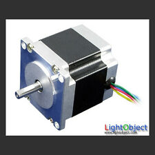 NEMA 23 2.8A 127oz-in Stepper Stepping Motor. Great for DIY CNC and CO2 laser