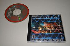 Tomita - Live At Linz 1984 / RCA Red Seal 1985 / Made in Japan / 12 Tracks / Rar