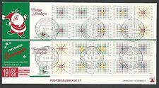 FDC postzegelboekje PB 37 Philato