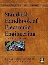 Standard Handbook of Electronic Engineering, Donald Christiansen; Charles K. Ale