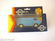 GAMA MINI W. GERMANY VOLKSWAGEN VW BUS VAN BOXED