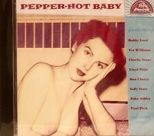 PEPPER-HOT BABY - 25 VA Tracks on Pan American