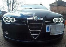 ALFA ROMEO 159 BRERA SPIDER COB LED Halo Angel Eyes Fari Kit Venditore UK 939
