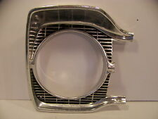1965 PLYMOUTH B BODY RH HEADLIGHT BEZEL SATELLITE BELVEDERE PS