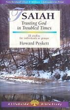 Isaiah: Trusting God in Troubled Times (set of 3)