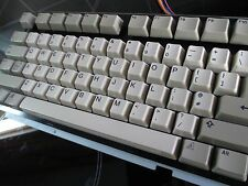 Commodore Amiga 500 Keyboard RED LED Perfect Replacement For Yellowed Keys etc.