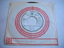 PROMO w SLEEVE Napoleon XIV I'm in Love with my Little Red Tricycle 1966 45rpm