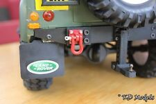 Tow Shackle and Mount for Gelande 2 II 4x4 Landrover D90 Scale Crawler RC4WD