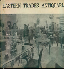 EASTERN TRADES ANTIQUARIATO SPA MILANO CATALOGO ANNI '60