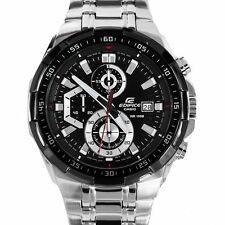 Imported Casio Edifice Men's Wristwatch - EFR-539BK STEEL BLACK CHRONOGRAPH