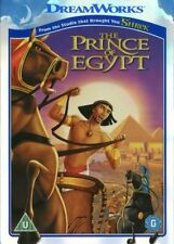 The Prince Of Egypt [DVD 2006] Region 2,Val Kilmer, Ralph Fiennes. SPECTACULAR!