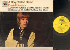 DAVID GARRICK  A Boy Called David LP 1968  DEAR MRS APPLEBEE DANDY Kinks