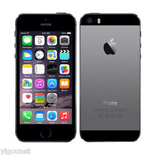 Apple iPhone 5S 16GB Grigio 8MP LTE 4G Cellulare Smartphone IOS 9 Touch ID A1533