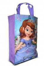 Disney Sofia Die Erste Mädchen Tragetasche / Shopper Tasche Brandneu Geschenk