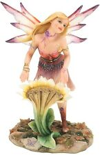 Suntyme Band Fairy Figurine - Faerie Glen Collection Retired  Munro