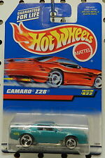 CHEVY CAMARO 1985 85 IROC Z 28 Z28 82 83 84 GREEN 1998 822 HW HOT WHEELS