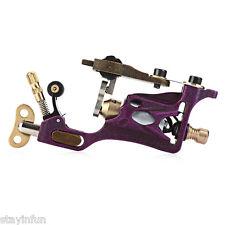Tattoo Body Art Alloy Motor Rotary Machine Gun Purple