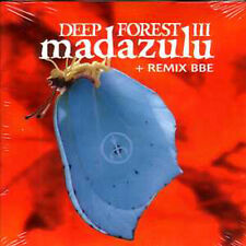 CD Single DEEP FOREST III Madazulu + REMIX BBE 2-Track CARD SLEEVE + RARE +