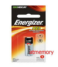 ENERGIZER BATTERY A23 23A Alkaline 12V calculators Single Use Batteries 1pcs