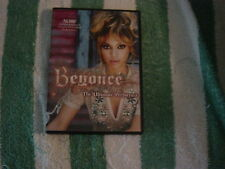 Beyonce - The Ultimate Performer (DVD, 2006) Amazing & Exclusive Int'l Performan