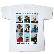 New: WU-TANG CLAN - WuTang Brand (Men's 2XL) Concert T-Shirt