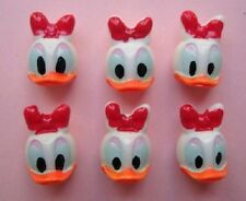 20 Duck Resin Flatback 3D Cabochon Craft Button/bow/Girl/Embellishment B23-Daisy