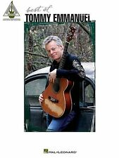 BEST OF TOMMY EMMANUEL GUITAR TAB SONG BOOK NEW