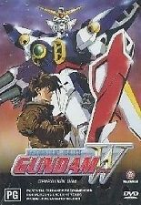 GUNDAM WING - OPERATION ONE DVD