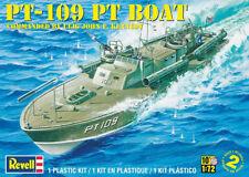 Revell Monogram 310 WWII US Pt-109 P.t. Boat model kit 1/72