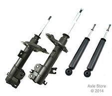 Full Set 4 New Ultima Struts Shocks Lifetime Warranty Fit Nissan Versa Free Ship