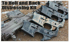 DuraCoat Firearm Finish - To Hell & Back Distressing Kit