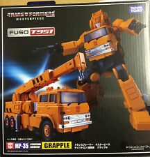 Transformers Takara Masterpiece Grapple MP-35 IN Hand NEW