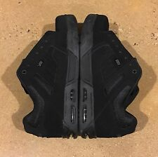 DVS Enduro Heir Size 13 US Black Nubuck Militia Transom Havoc BMX DC Skate Shoes