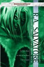 The Legend of Drizzt: The Legend of Drizzt Bk. 4 by R. A. Salvatore (2011,...
