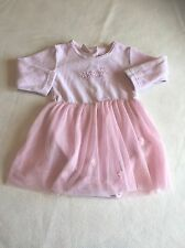 Baby Girls Clothes 9-12  Months - Pretty Girl Velour Tutu Dress