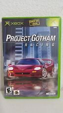 Project Gotham - Xbox Original - Complete - Adult Owned - Ships Free!