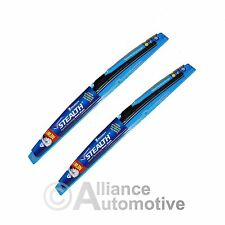 2 New Michelin Stealth  Beam Wiper Blades 20""