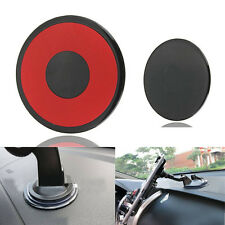 Car Dashboard Mount Suction Holder Disc Sticky Pad for TomTom Nuvi Garmin GPS