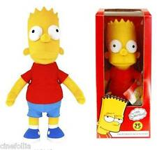 Peluche parlante Bart Simpson - Simpsons 25th Anniversary Talking 16-Inch Plush