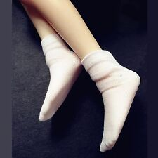 BJD White Socks MSD 1/4 BJD Doll Mini Super Dollfie AOD DOD DK DZ