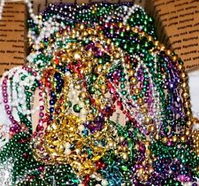 15 Pounds of LONG New Orleans Mardi Gras Party Beads (93)