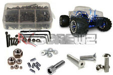 RC Screwz RCR001 Redcat Racing Rampage MT Complete Stainless Hardware kit