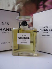 CHANEL No5 PARFUM 7.5ml VINTAGE 1980s-1990s SEALED BOTTLE NEW IN BOX SUPERB COND