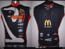 McDonalds Giordana Shirt Jersey Adult XL Cycling Cycle Bike Mountain Sleeveless